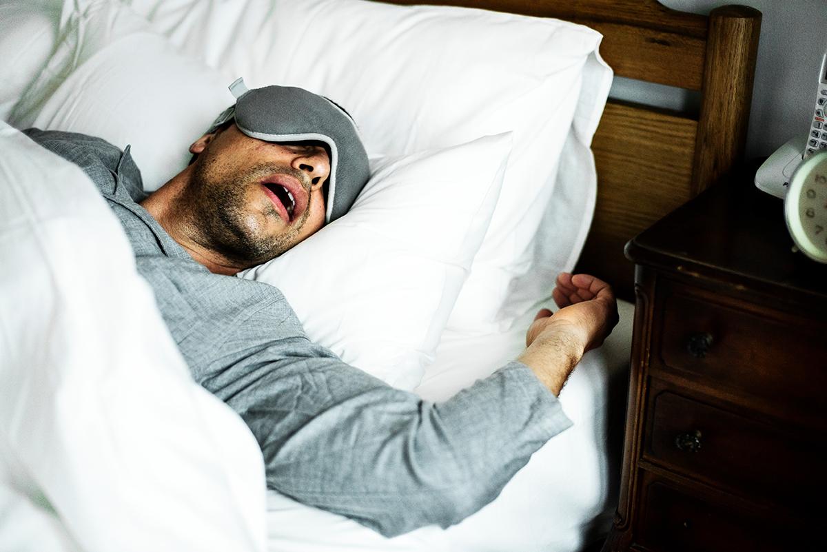 Show sleep apnea