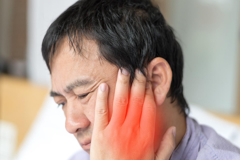 Show TMJ pain